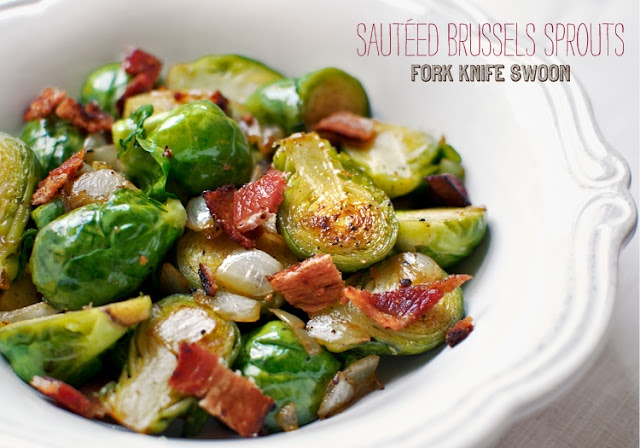 Sautéed brussel sprouts | Food - YUM! | Pinterest