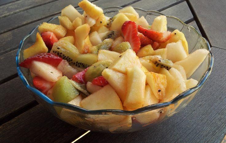 salade de fruits dessert