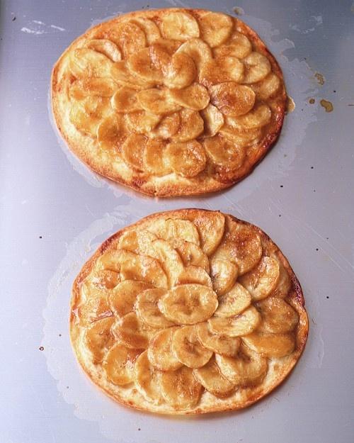 Banana Galettes Recipe — Dishmaps