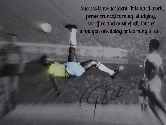 pele quotes success images pictures becuo