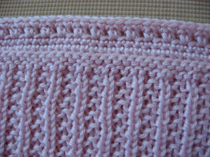 Crochet Borders : crochet blanket borders - Google Search Crochet Pinterest
