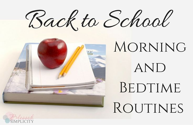 Little Back-to-School Routines That Make a Big Difference