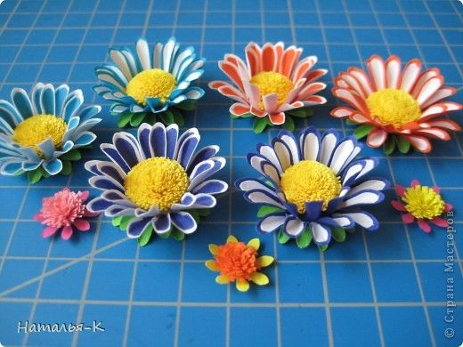 paper flowers | Crafts-Paper crafts and quilling | Pinterest