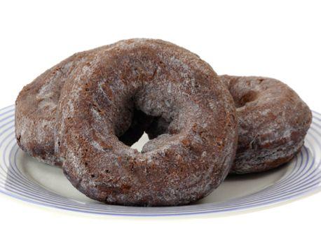 chocolate cake donuts | Favorite Recipes | Pinterest