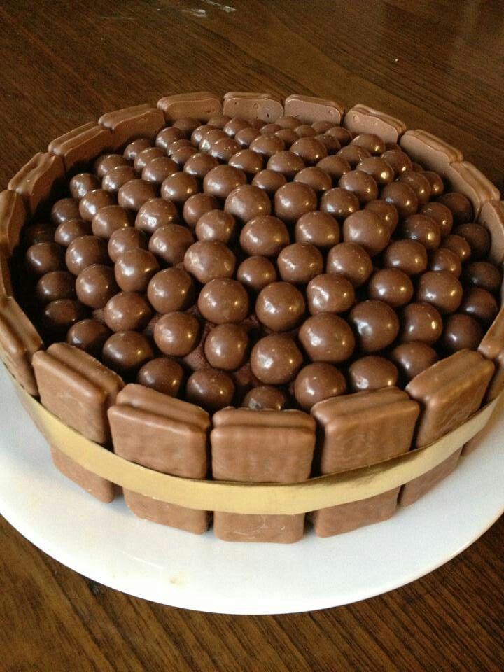 Tim Tam Birthday Cakes