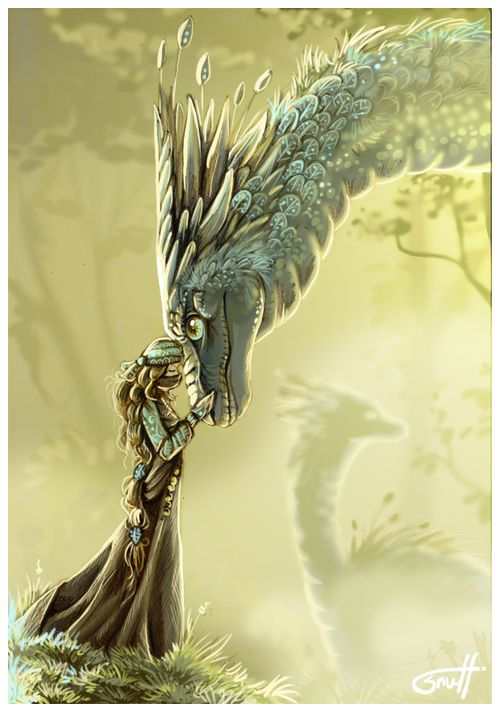 If I were a dragon ... I would look like this .. - Page 5 79055220b3bce5b57fc3771d9801f99e