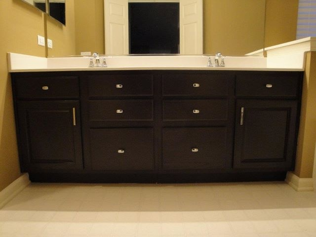 Best Rustoleum Cabinet Transformation To Update Bathroom 400 x 300