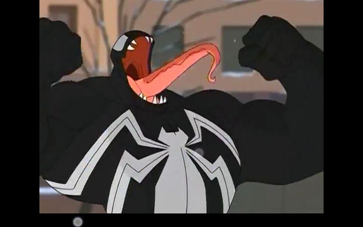 The spectacular spider man venom - photo#8