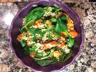Lentil & Sweet Potato Stew   Forks Over Knives Recipes   Pinterest