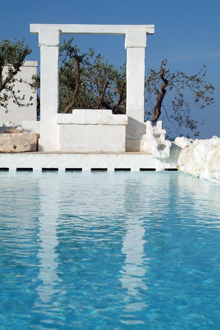 Masseria Cimino, Savelletri di Fasano, 2005 #italy #puglia #swimmingppol #rural