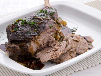 Slow-roasted Greek Lamb | Food I Can't Wait To Eat | Pinterest