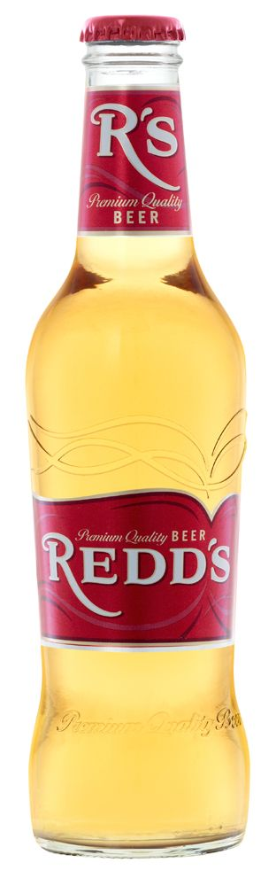 Redd's, design by Pearlfisher