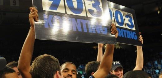 903 and counting - Duke University Coach K reaches milestone
