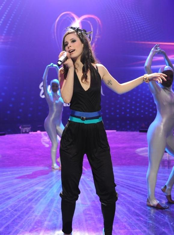 lena eurovision love