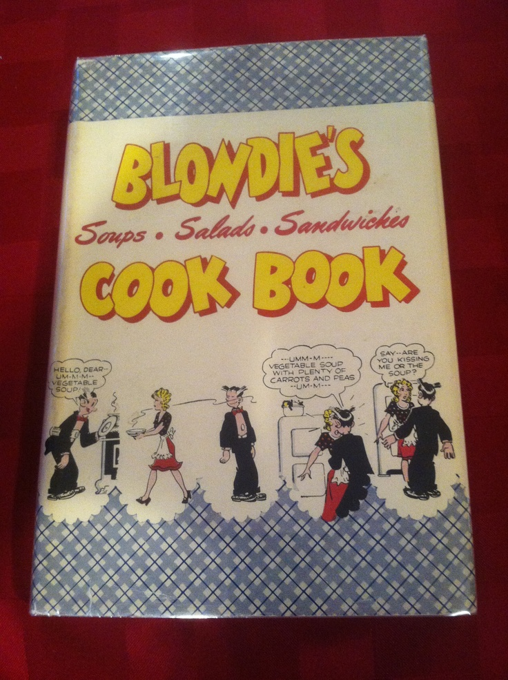 Dagwood's Skyscraper Special sandwich is in this book c1947. Http://www.foodtimeline.org/foodsandwiches.html#dagwood