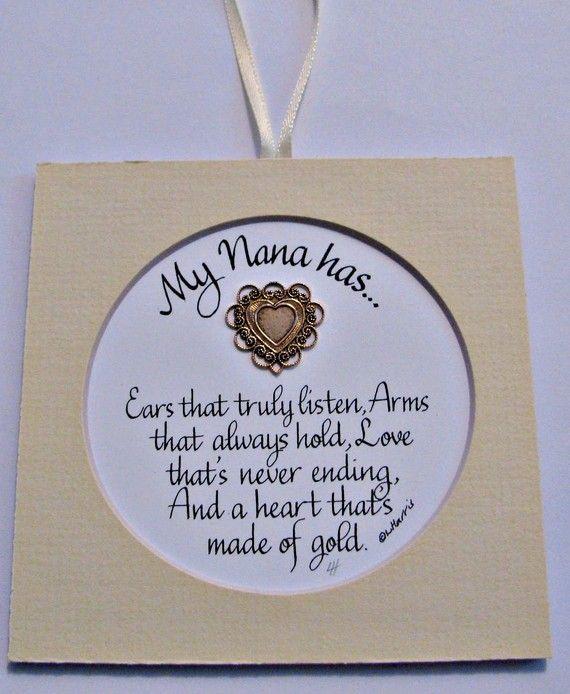 Love My Nana Quotes. QuotesGram