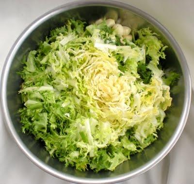 Greens for gumbo z'herbes. | Get Cookin' | Pinterest
