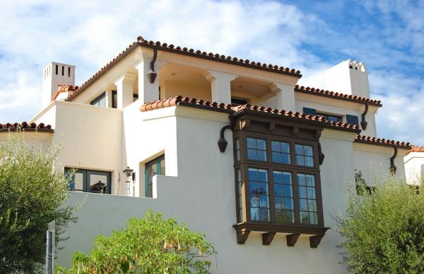Residential santa barbara architecture architecture for Santa barbara style architecture