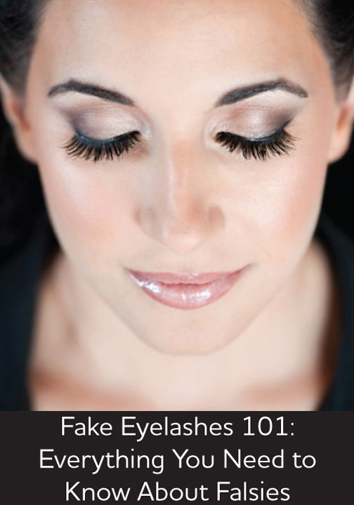 Fake Eyelashes 101: Everything You Need to Know AboutFalsies