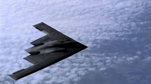 El bombardero Spirit B-52 puede transportar armas convencionales y nucleares