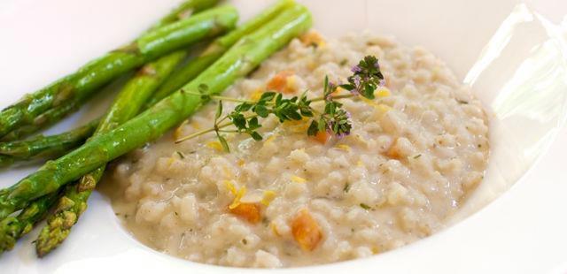 Creamy Avocado Barley Risotto Recipes — Dishmaps