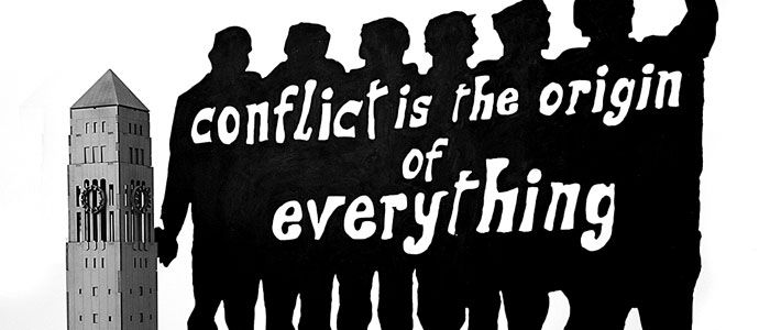 conflict theory in sociology The conflict perspective views the social world as riddled with tension  the history of sociology now turns to germany and  inspired modern conflict theory.