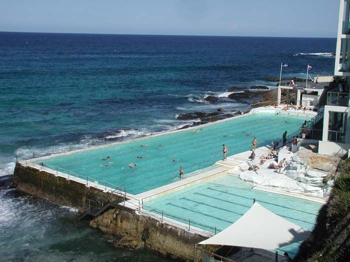 Bondi Rock Pools Sydney Nsw Twisting By The Pool Pinterest