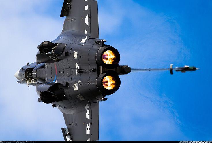 France - Air Force - Dassault Rafale C
