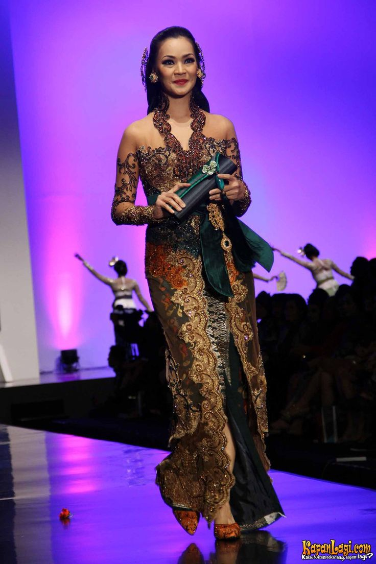 Pictures of Foto Koleksi Anne Avantie Indonesia Sehati Ifw 2012 Di Plenary