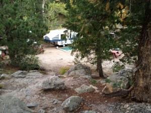 hermit gulch campground colorado