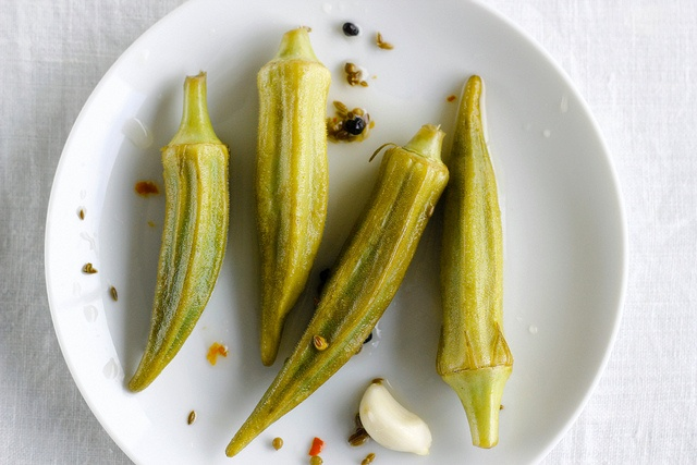 Pickled okra | fermentation & other preservations | Pinterest