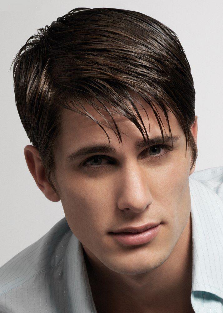 Staright Short Haircut For Men Gorgeous Men Pinterest