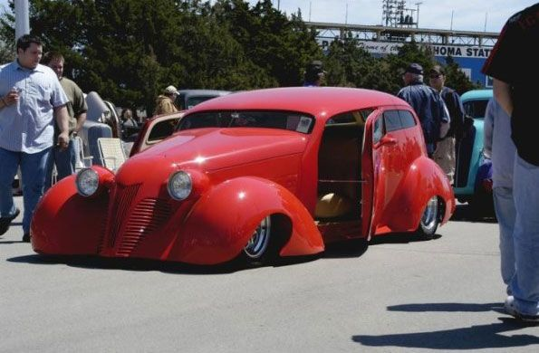 cool-red-car
