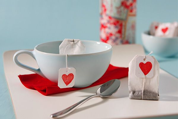 valentine's day tea sandwiches