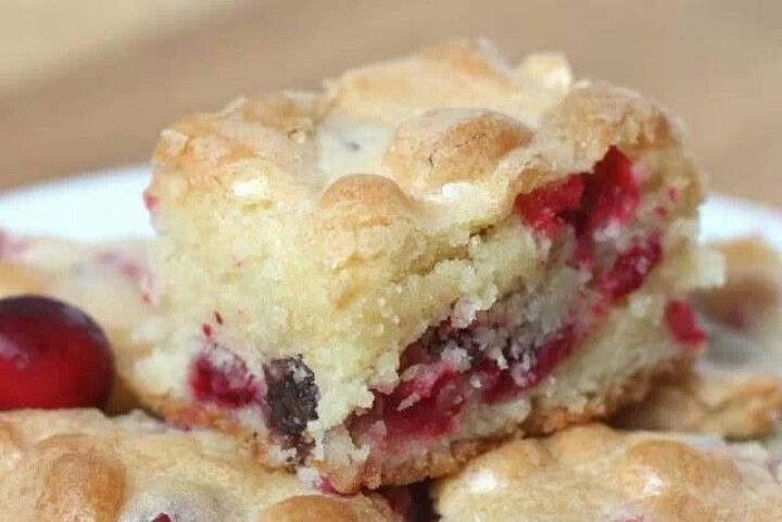 Cranberry coffee cake | Food Ideas | Pinterest