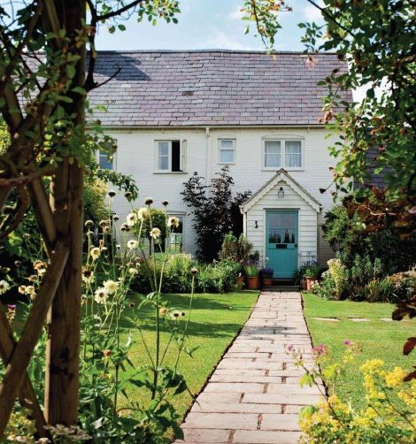 Country cottages in england houses pinterest for Pictures of english country cottages