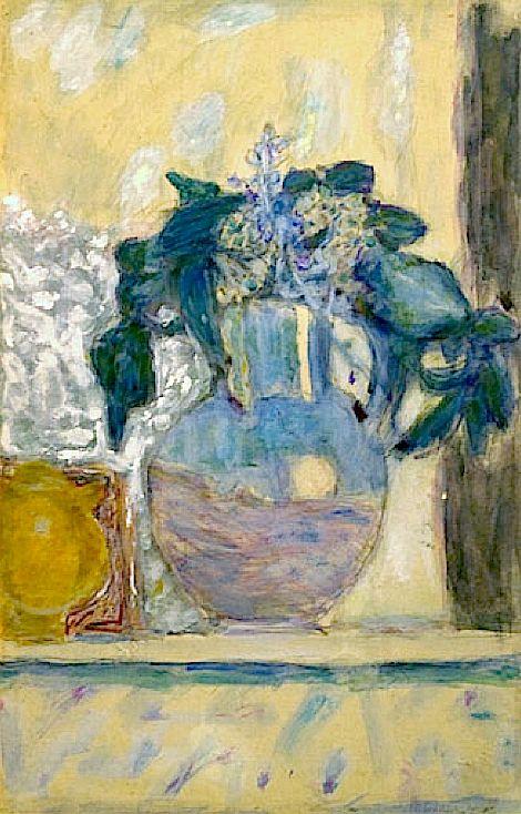 Iris - 1930 - Pierre Bonnard