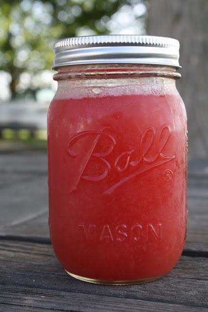 Redneck Paisana: Rhubarb Syrup | Jam/Jelly | Pinterest