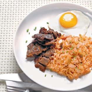 Korean-style Steak and Eggs | Food galore | Pinterest