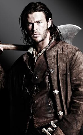 Chris Hemsworth - The Huntsman (Snow White & The Huntsman)