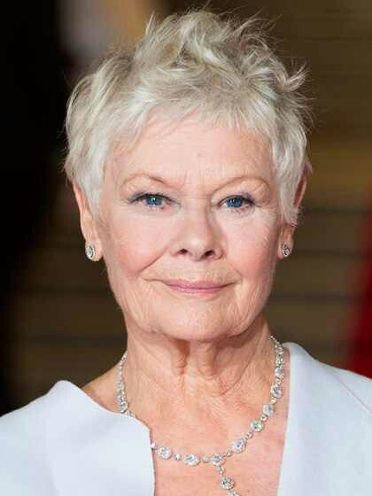 Dame Judy Dench | ACTRESSES-Favourite | Pinterest