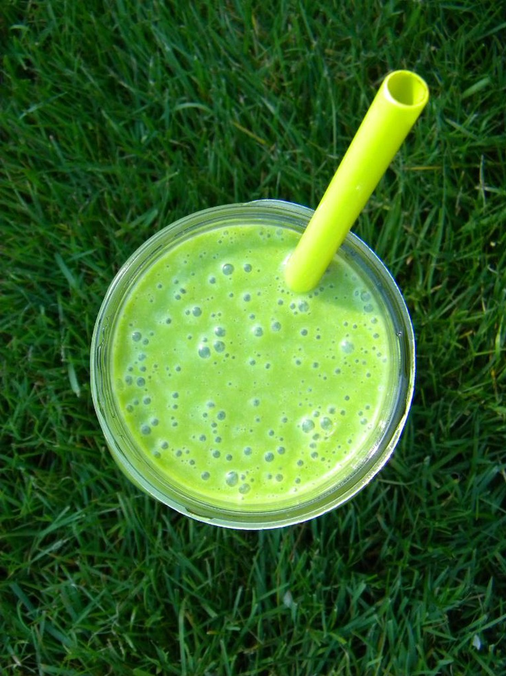 green creamsicle smoothie - and lots of other healthy recipes | Eating ...