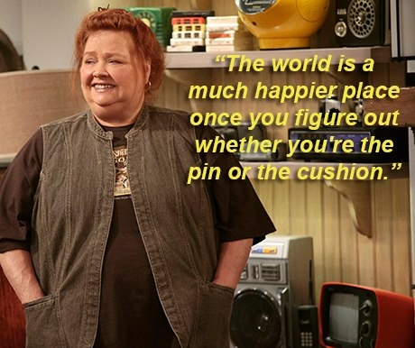 Two And A Half Men Berta Quotes