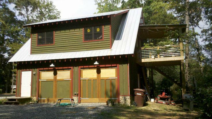 Prefab horse barns with living quarters joy studio for Prefab barns with living quarters