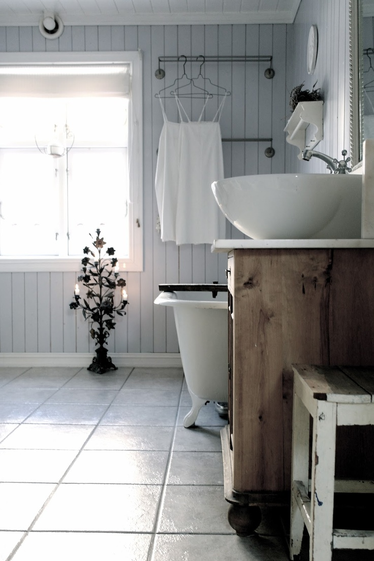 shabby chic bathroom house ideas