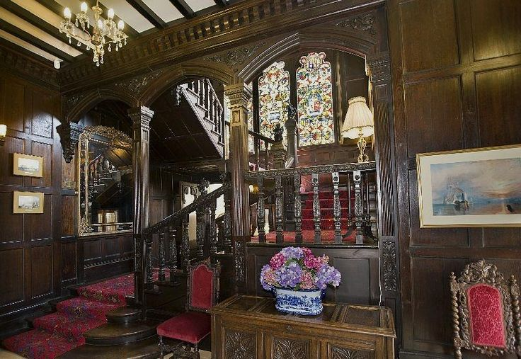 top 15 excellent gothic revival interior design home