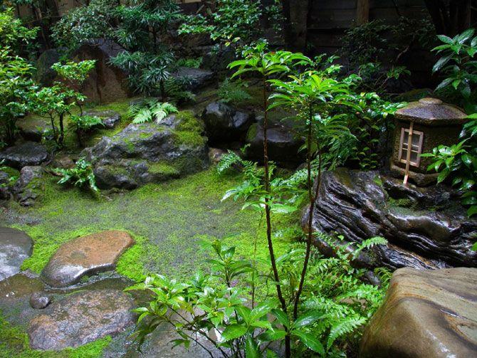 zen garden design Its A Magical World Pinterest