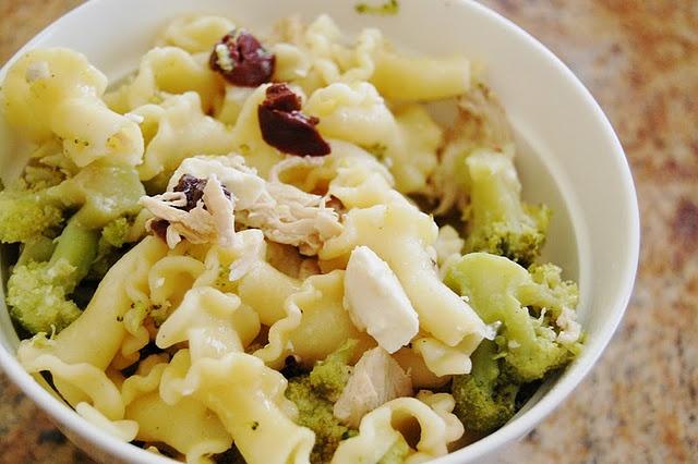 broccoli, feta pasta | recipes | Pinterest