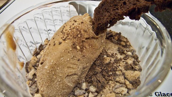 Espresso-Malted Milk Ball Ice Cream | Sweets & Desserts | Pinterest