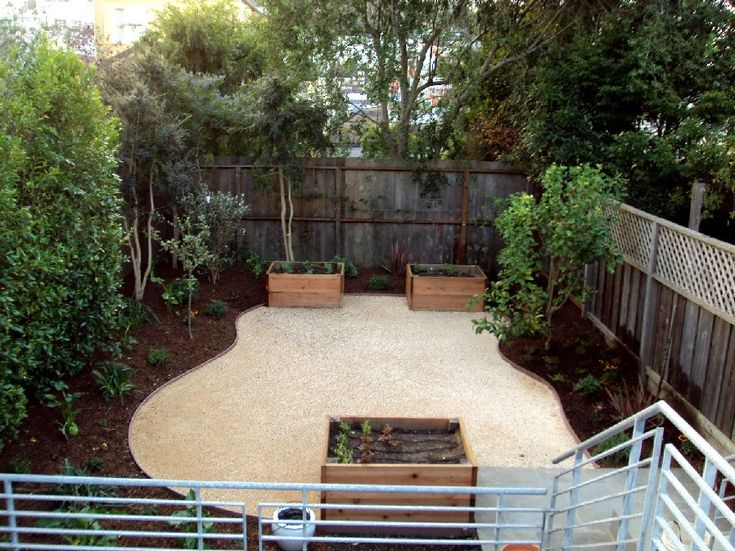 more decomposed granite garden patio pinterest